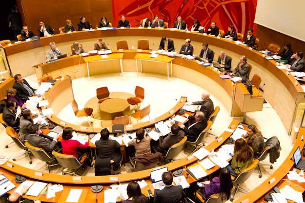 Convention pour la réalisation de l'autoroute de contournement Ouest de Strasbourg (A355)